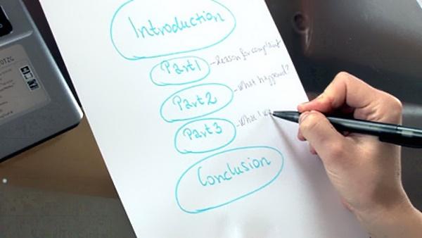 Presentation Skills - Organizing Content