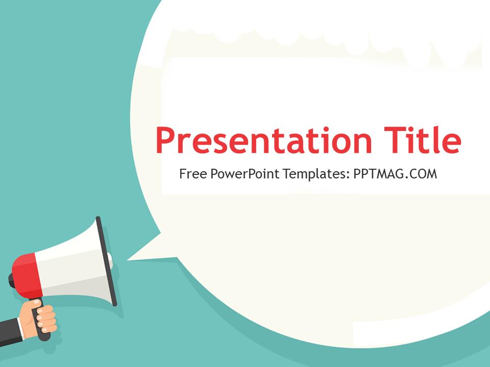 advertising powerpoint template prezentr