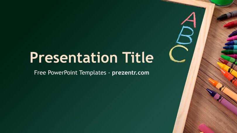 Free Spelling Powerpoint Template Prezentr Ppt Templates