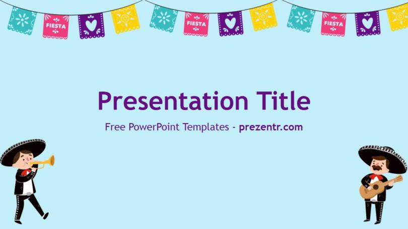 free cinco de mayo powerpoint template prezentr powerpoint templates