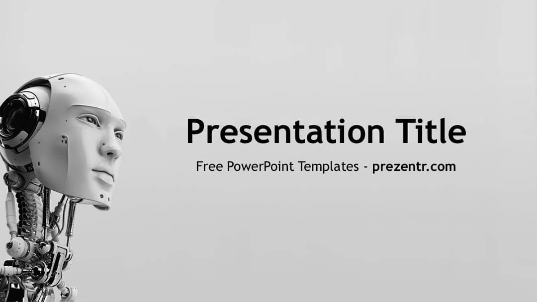 Free Ai Powerpoint Template Prezentr Ppt Templates