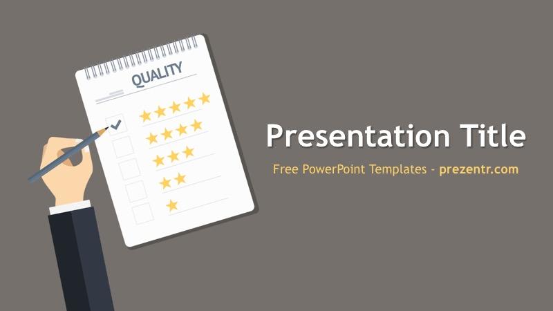 Free Quality Powerpoint Template Prezentr Ppt Templates