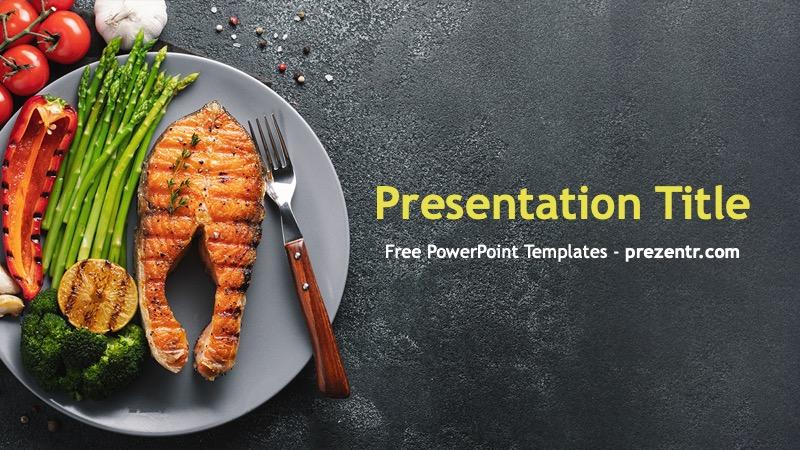Free Keto Diet Powerpoint Template Prezentr Ppt Templates