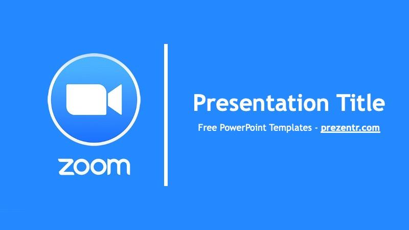 Free Zoom Powerpoint Template Prezentr Ppt Templates