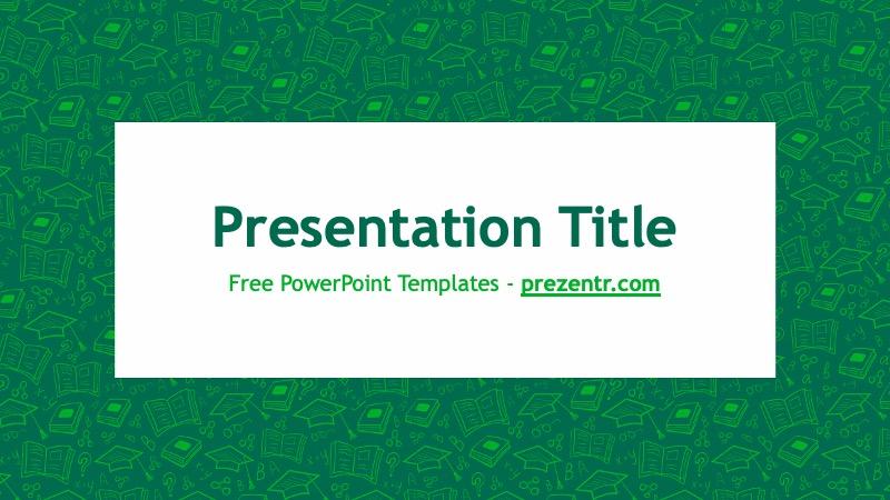 Free Thesis Defense PowerPoint Template - Prezentr PPT Templates